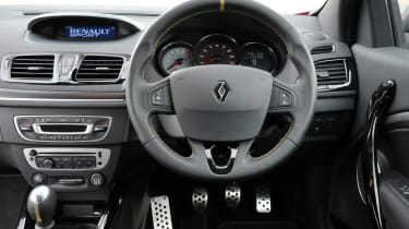 Renaultsport Megane Cup 265 interior