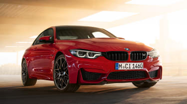 BMW M4 M Heritage Edition - Imola Red
