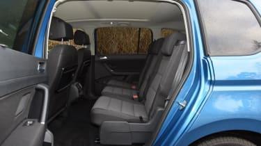 Used Volkswagen Touran - rear seats