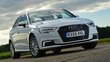 Audi A3 e-tron - front quarter