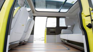 Volkswagen I.D. Buzz concept review - cabin