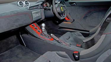 Lotus Evora 410 - interior