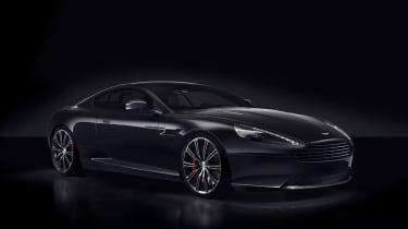 Aston Martin DB9 Carbon Black - front