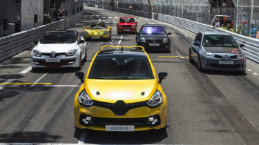 Renault Clio RenaultSport R.S.16 official - Monaco reveal 2
