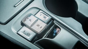 Hyundai Kona Electric - buttons