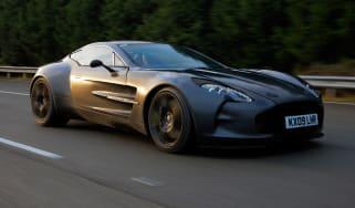 Aston Martin One-77 front