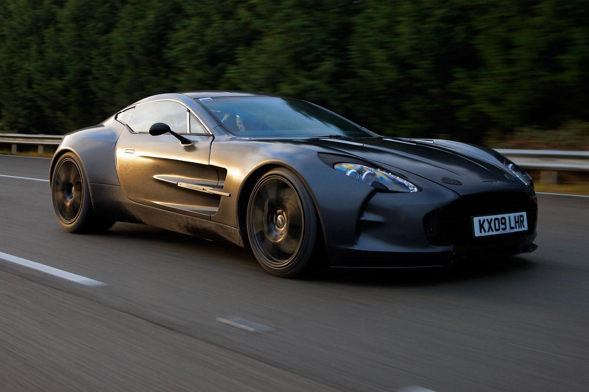 Aston Martin One 77 Review 2011 2012 Auto Express