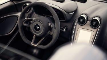 McLaren 600LT Spider - interior