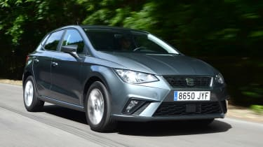 New SEAT Ibiza - front