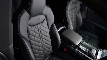 Audi SQ8 - seats