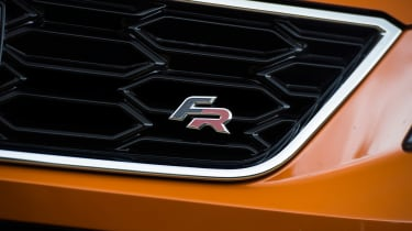 SEAT Ateca FR - FR badge
