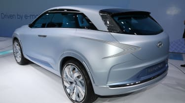 Hyundai FE Fuel Cell concept - rear