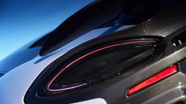 McLaren 600LT - rear light