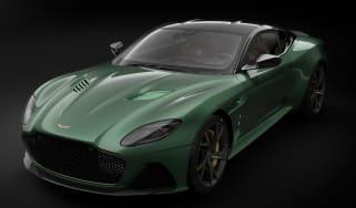 Aston Martin DBS Superleggera 59 - front