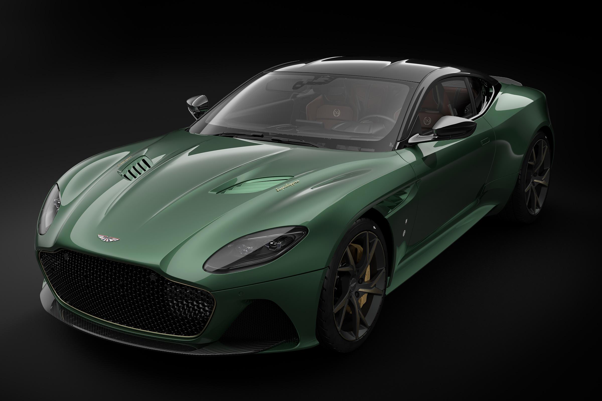 Aston Martin Dbs 59 Special Edition Celebrates Famous Le Mans Win Auto Express