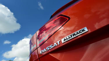 Volkswagen Passat Alltrack - taillights