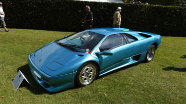 Lamborghini Diablo Goodwood