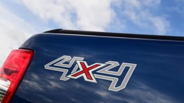Ford Ranger - 4x4 badge