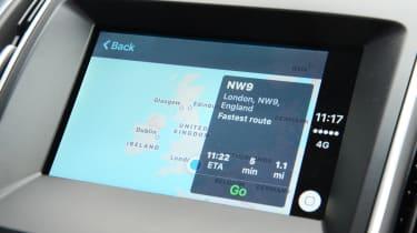 Long-term test review: Ford Edge - nav