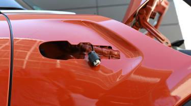 MINI Cooper 5-Door - panel