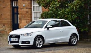 New Audi A1 2015 static