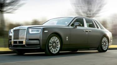 Rolls-Royce Phantom - The Gentleman's Tourer front