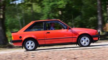 Ford Escort XR3 - side