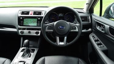 Subaru Outback - interior