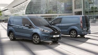 New Ford Transit Connect Sport