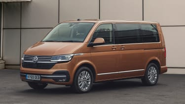 Volkswagen Caravelle - front static