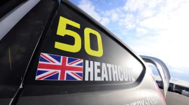 World Rallycross RX2 - Heathcote