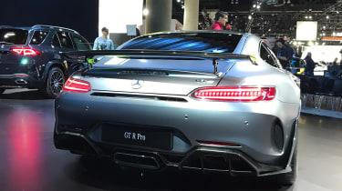 Mercedes-AMG GT R Pro - LA Motor Show - rear