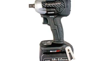 Panasonic EY75A8LJ2G 18v Brushless Impact Wrench Kit