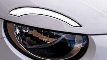 Fiat 500 Action - front light