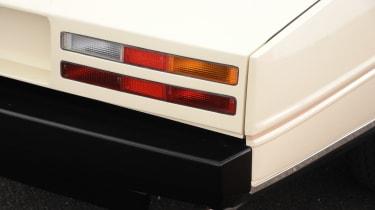 Aston Martin Lagonda - rear lights