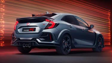 Honda Civic Type R Sport Line - rear