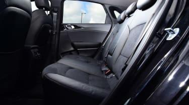 Kia Ceed GT-Line S long termer - rear seats