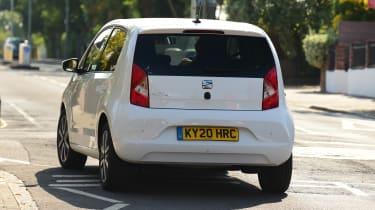 SEAT Mii electric - long termer first report rear