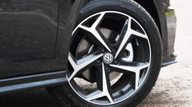vw polo r-line alloy wheel