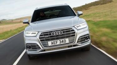 Audi Q5 - full front