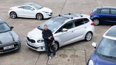 Kia Carens 1 7 Crdi Diesel Long Term Test Review Auto Express