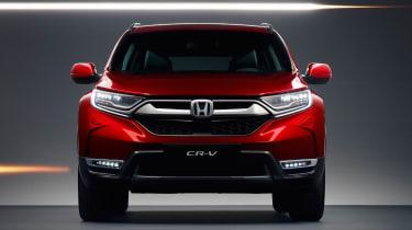 Honda CR-V - full front