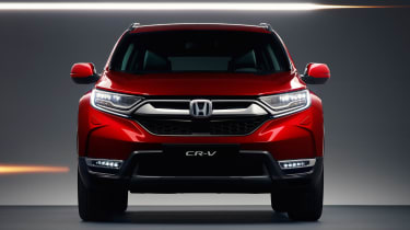 Honda CR-V - full front