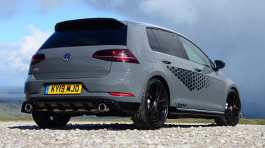 Volkswagen Golf GTI TCR - rear static