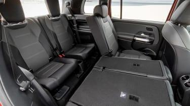 Mercedes-AMG GLB 35 - seats down