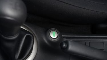 Nissan Note button