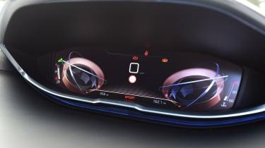 Peugeot 3008 - dashboard