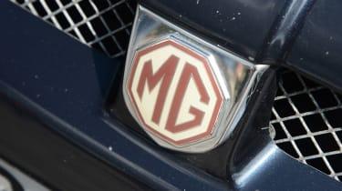 MGF - modern classic badge