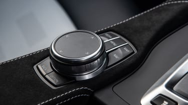 BMW M3 CS - dial