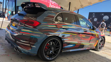 Mercedes-AMG A45 Goodwood